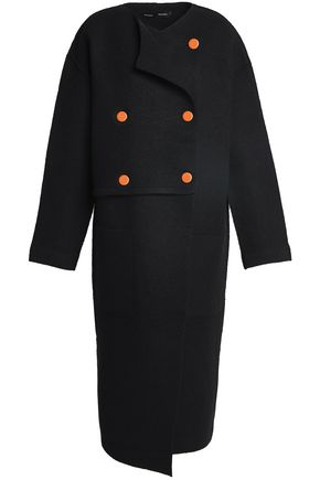 PROENZA SCHOULER Double-breasted wool-bouclé coat