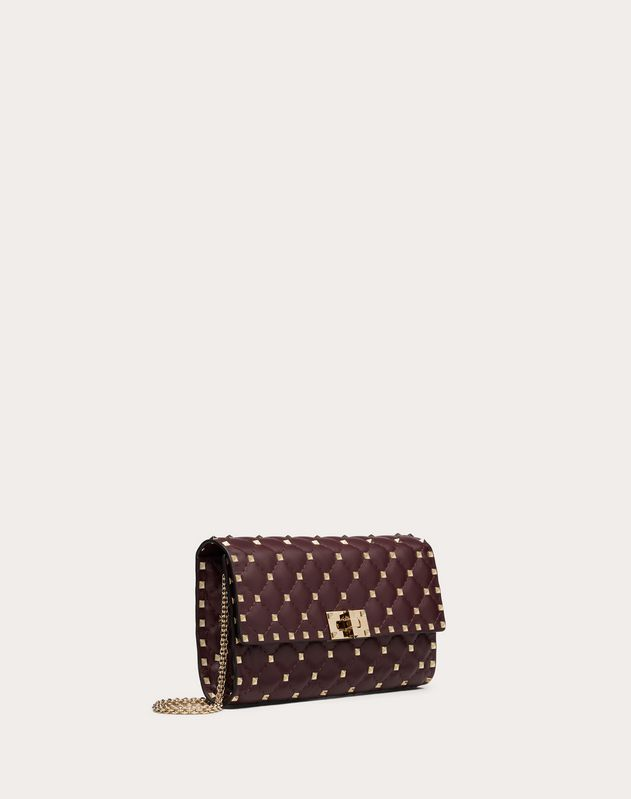 Rockstud Spike crossbody clutch