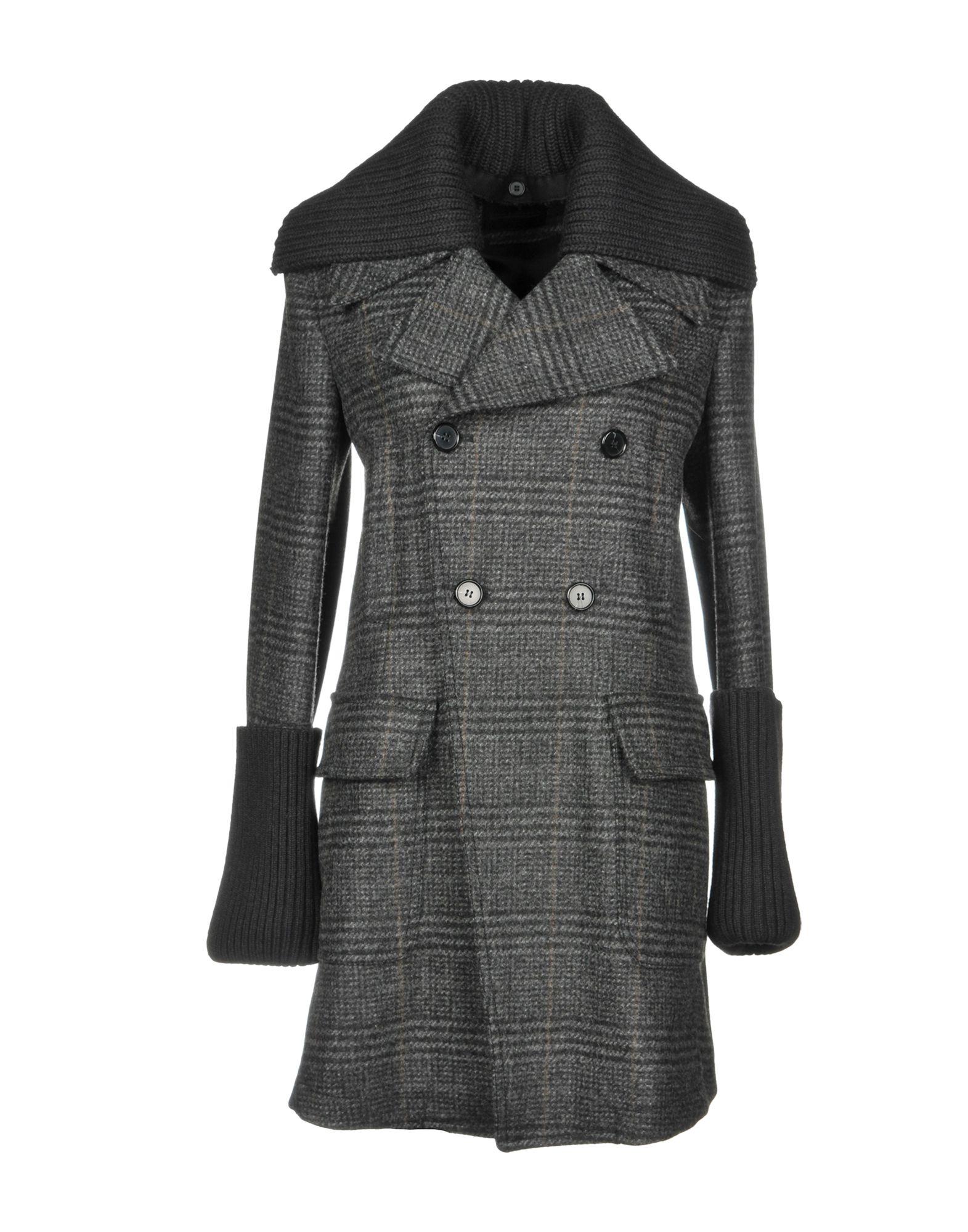 Coat in Lead