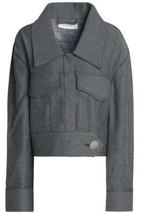 MARQUES' ALMEIDA Oversized cotton-twill jacket