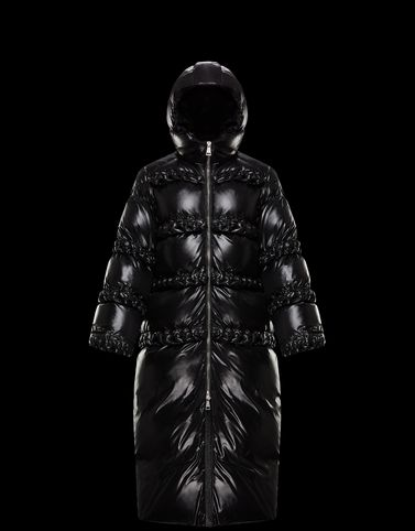 MONCLER AMETHYST - Long outerwear - women