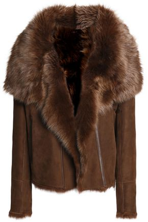 METEO by YVES SALOMON Shearling jacket