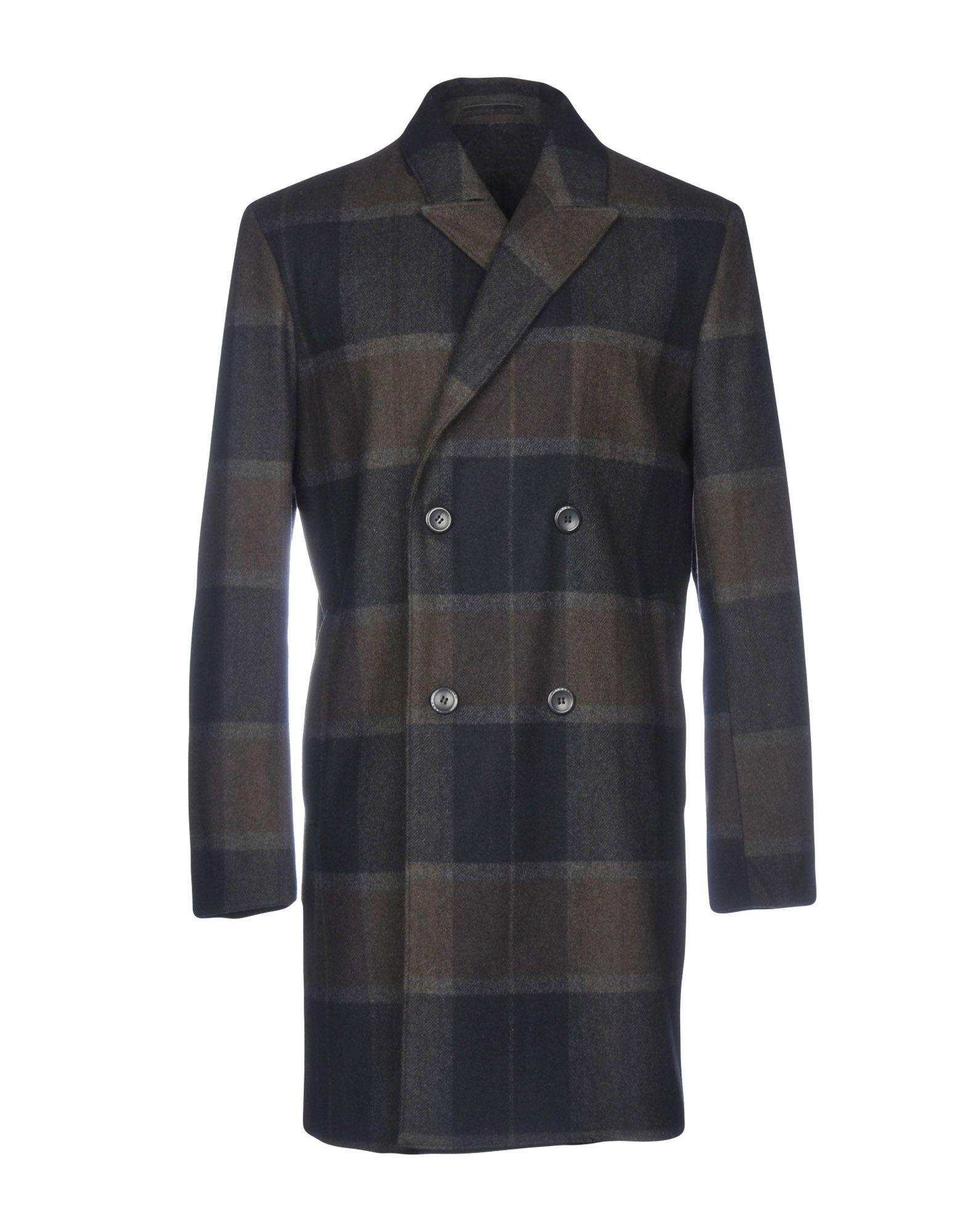 DANIELE ALESSANDRINI for JACK & JONES PREMIUM Пальто цена