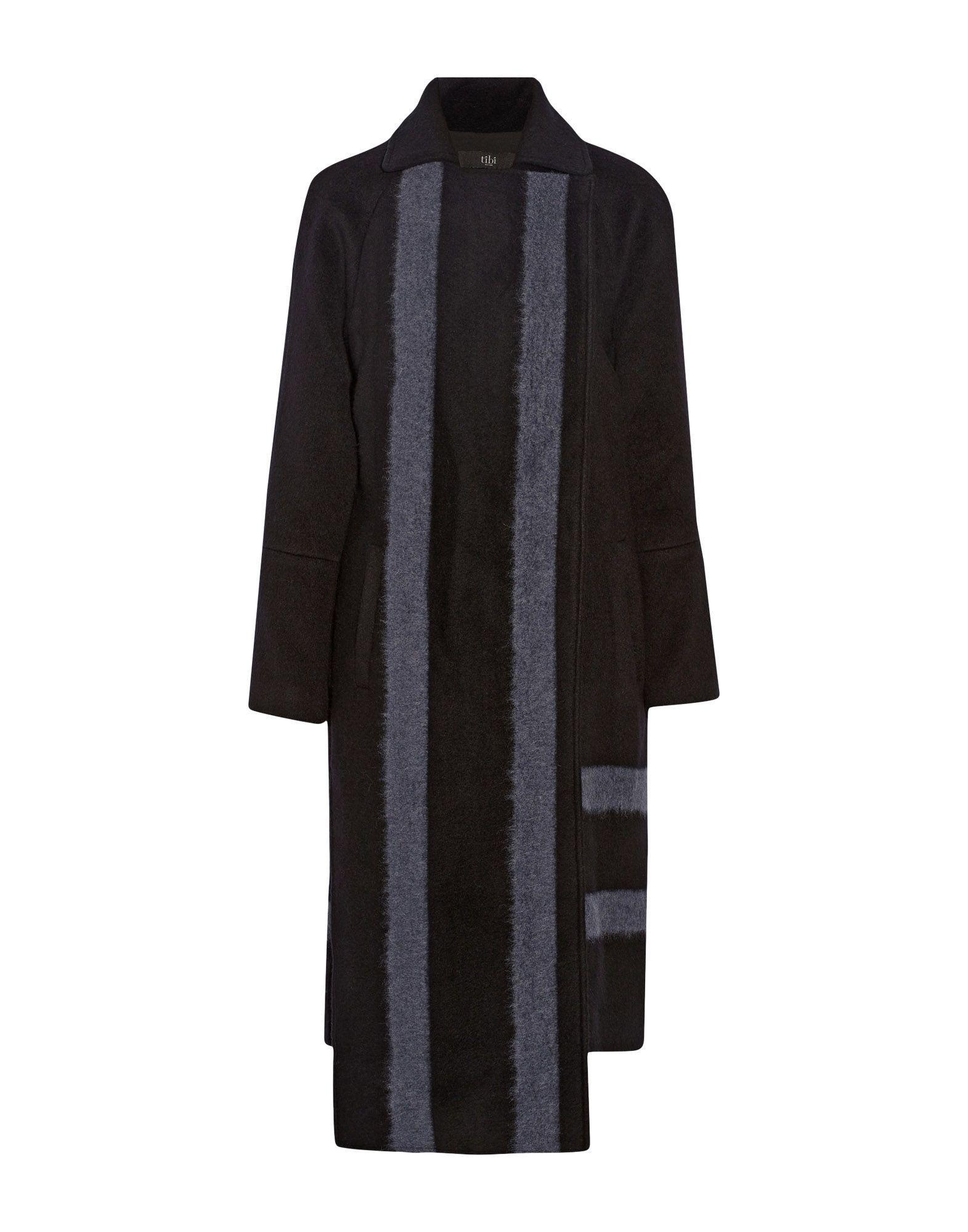 TIBI Пальто пальто tibi пальто короткие