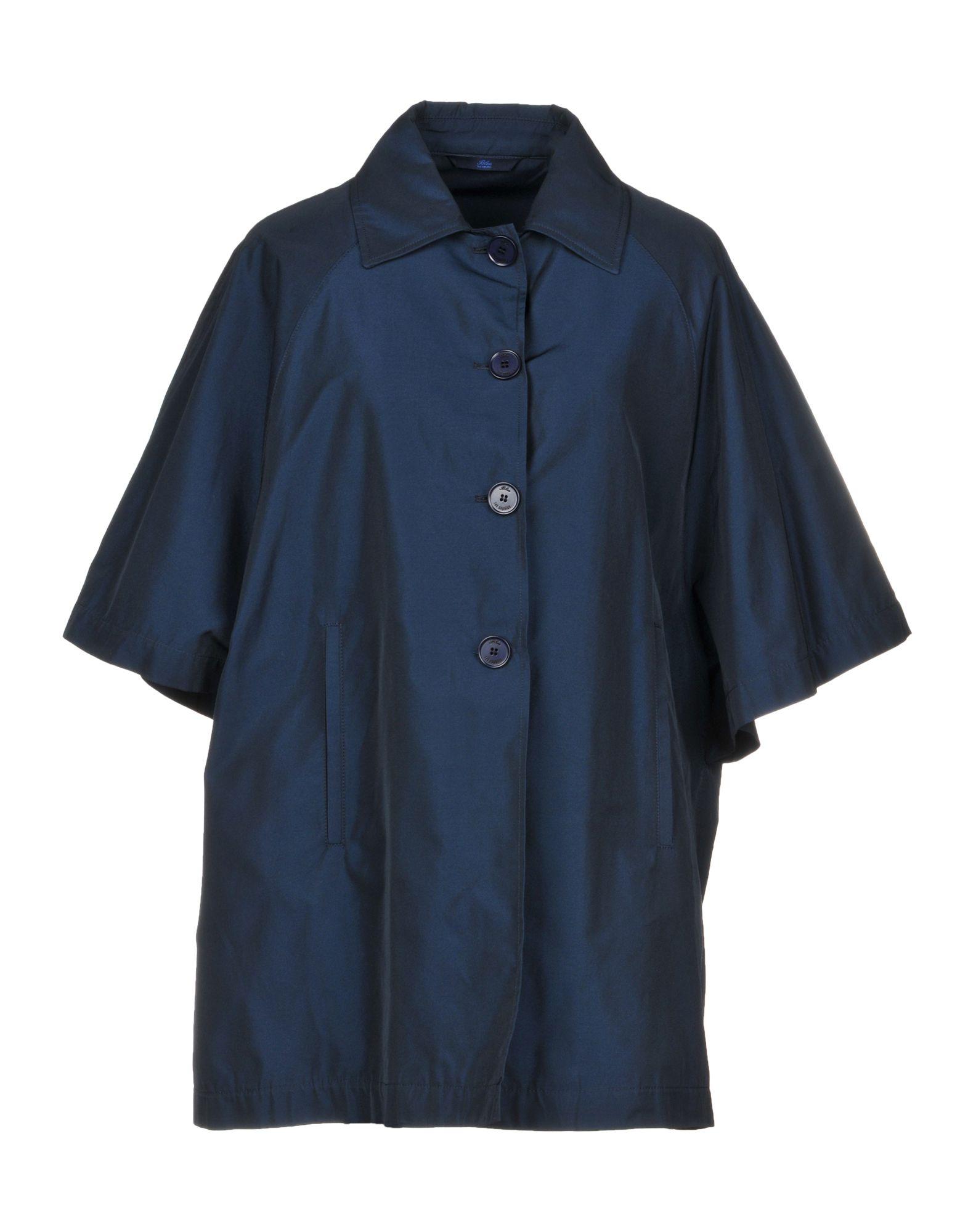 BLUE LES COPAINS Легкое пальто