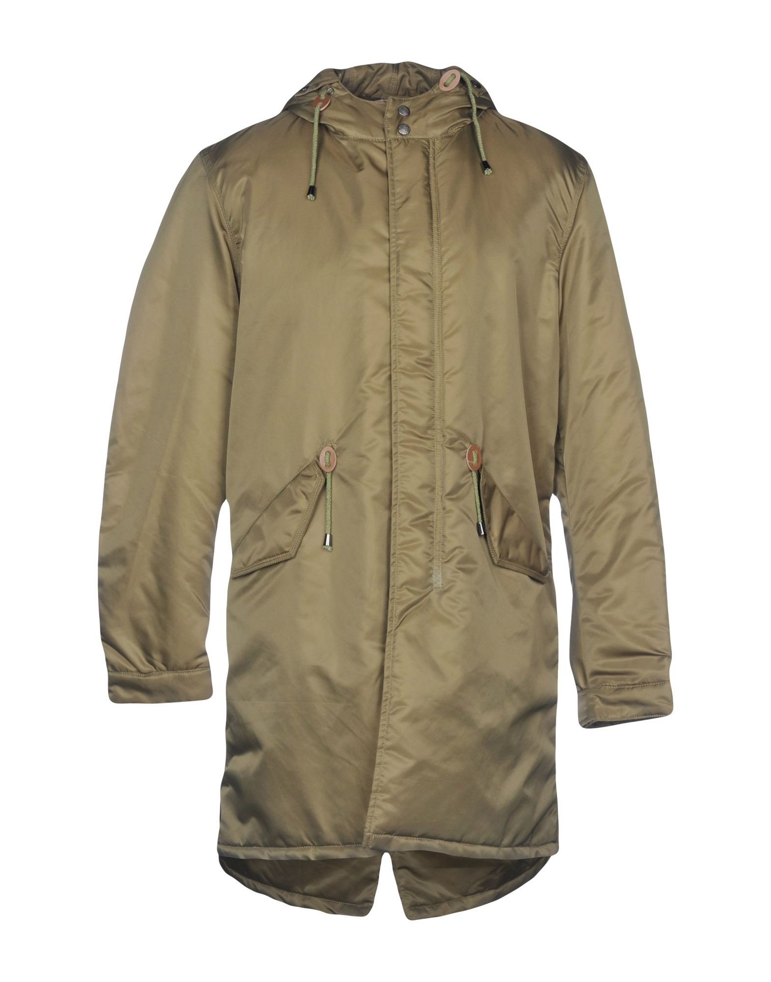 CYCLE Jacket in Military Green