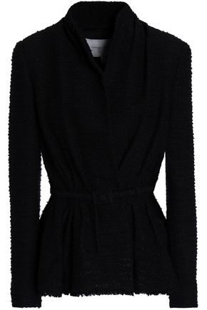 CAROLINA HERRERA Cotton-blend tweed jacket