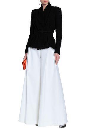 CAROLINA HERRERA Cotton-blend tweed jacket