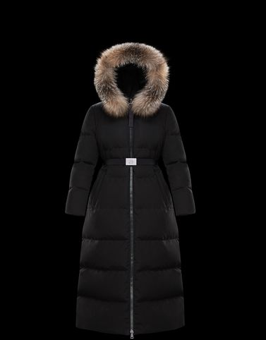 MONCLER BERNACHE - Long outerwear - women