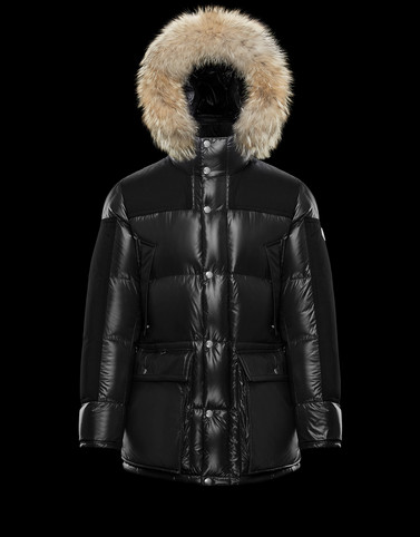 FREY Black Category Parka