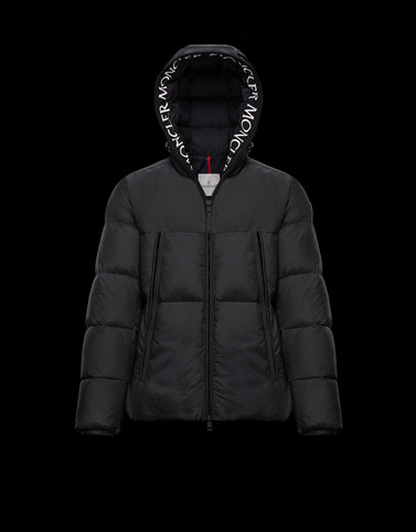 MONTCLAR Black Down Jackets
