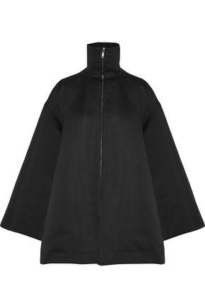 RICK OWENS Oversized satin coat