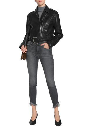 57066bd20 Designer Leather Jackets | Sale Up To 70% Off At THE OUTNET