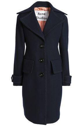 ACNE STUDIOS Wool coat