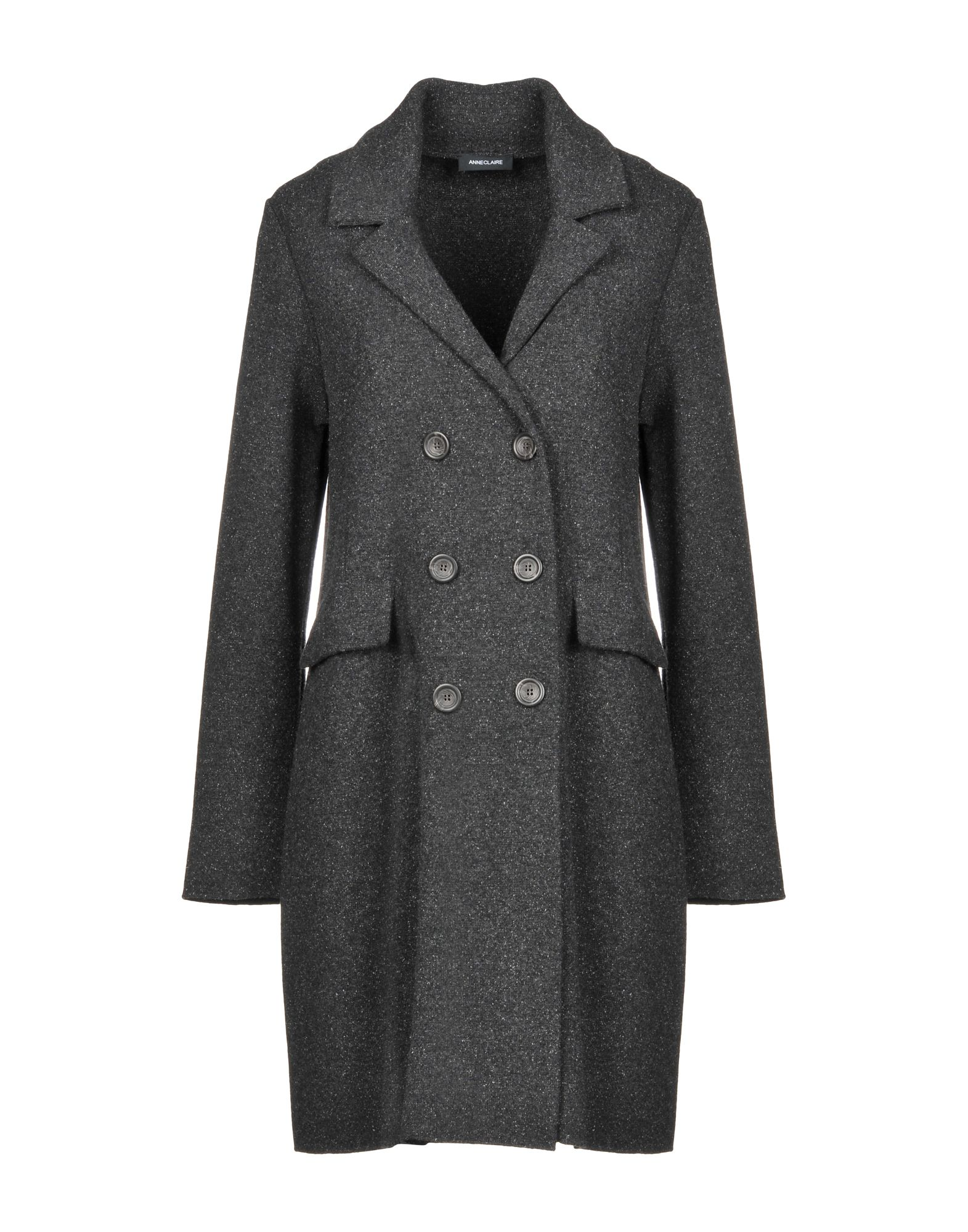 ANNECLAIRE Coat in Lead