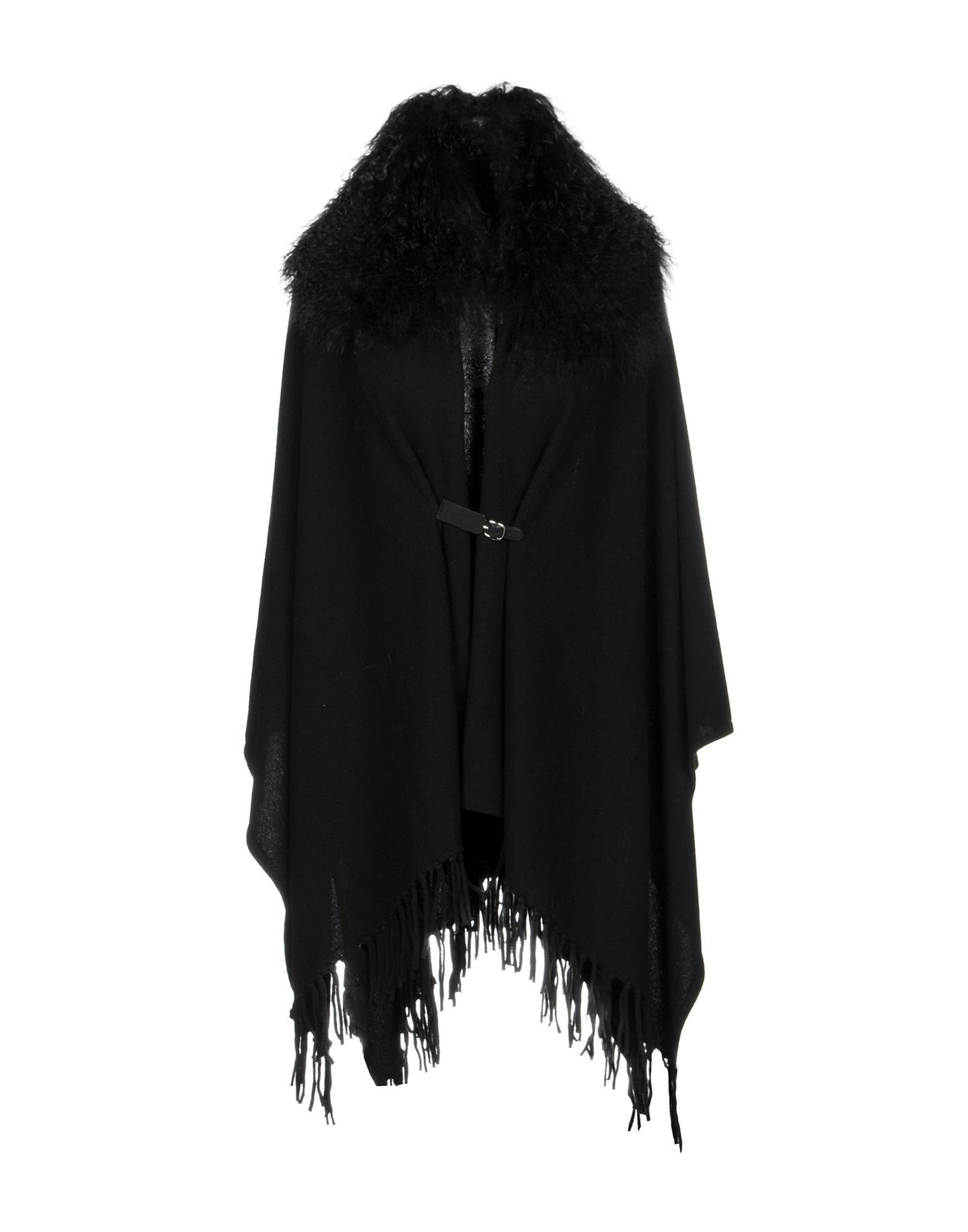 PAUW Cape in Black
