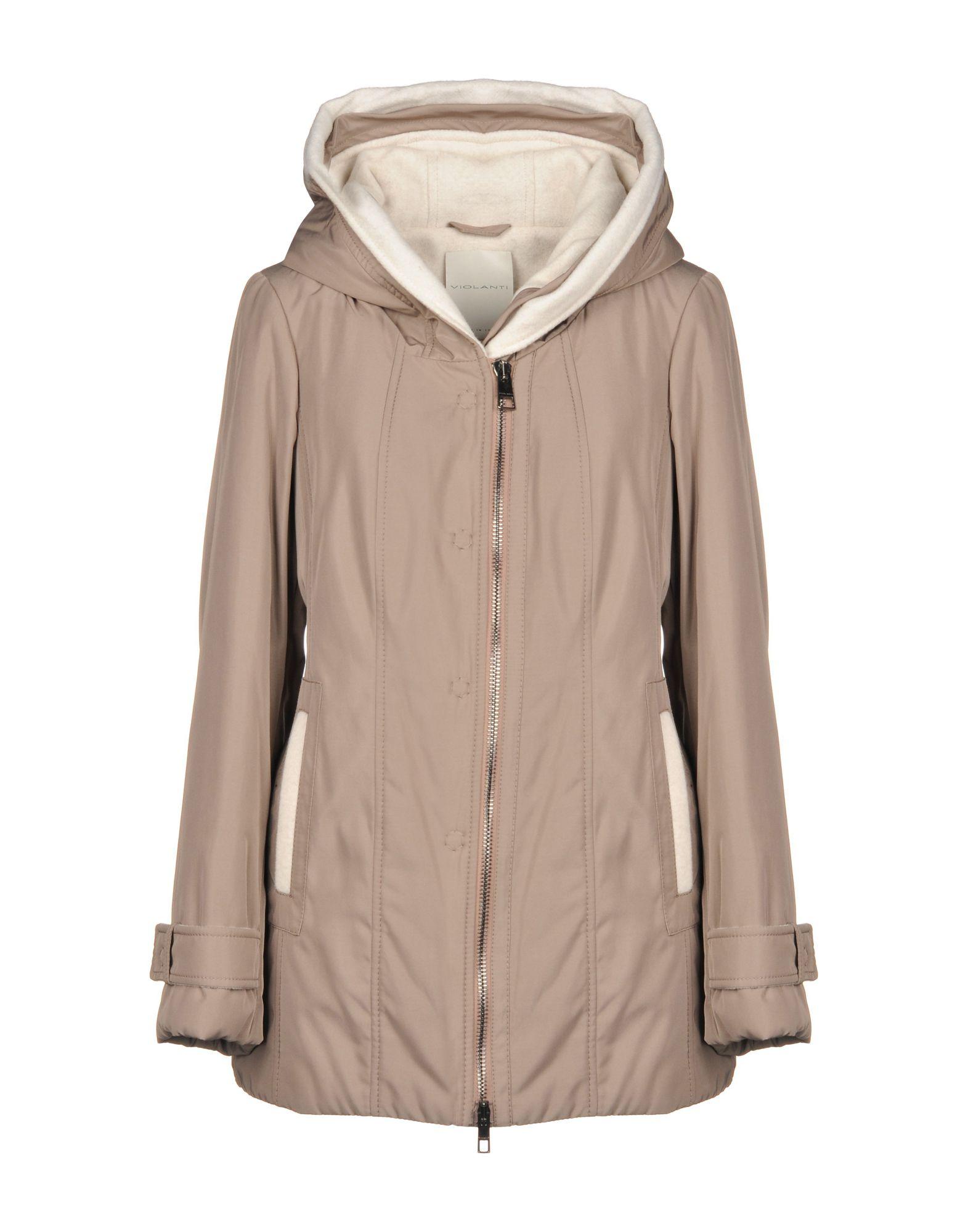 VIOLANTI Jacket in Dove Grey