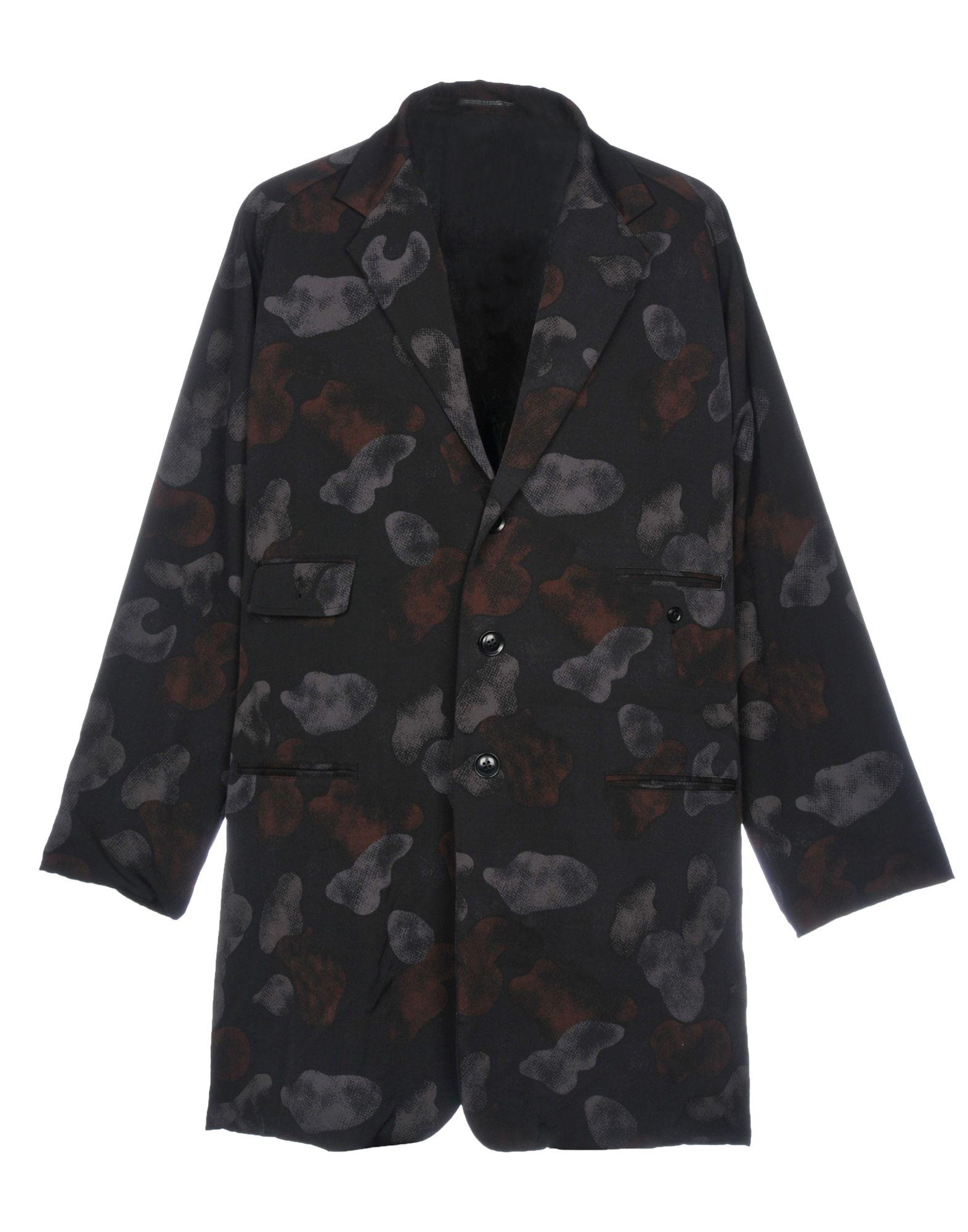 YOHJI YAMAMOTO POUR HOMME Пальто