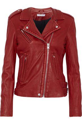 IRO Han leather biker jacket