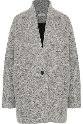 IRO Bouclé-tweed coat