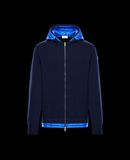 MONCLER CARDIGAN - Lined sweaters - men