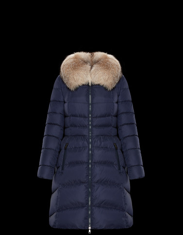 HIRONDELLE Dark blue View all Outerwear