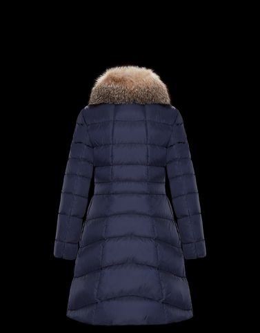 Moncler Long Down Jackets Woman: HIRONDELLE