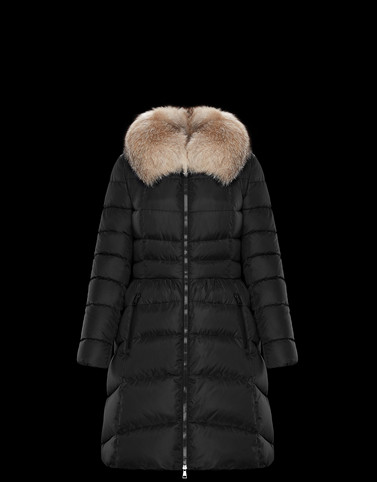 HIRONDELLE Black View all Outerwear Woman