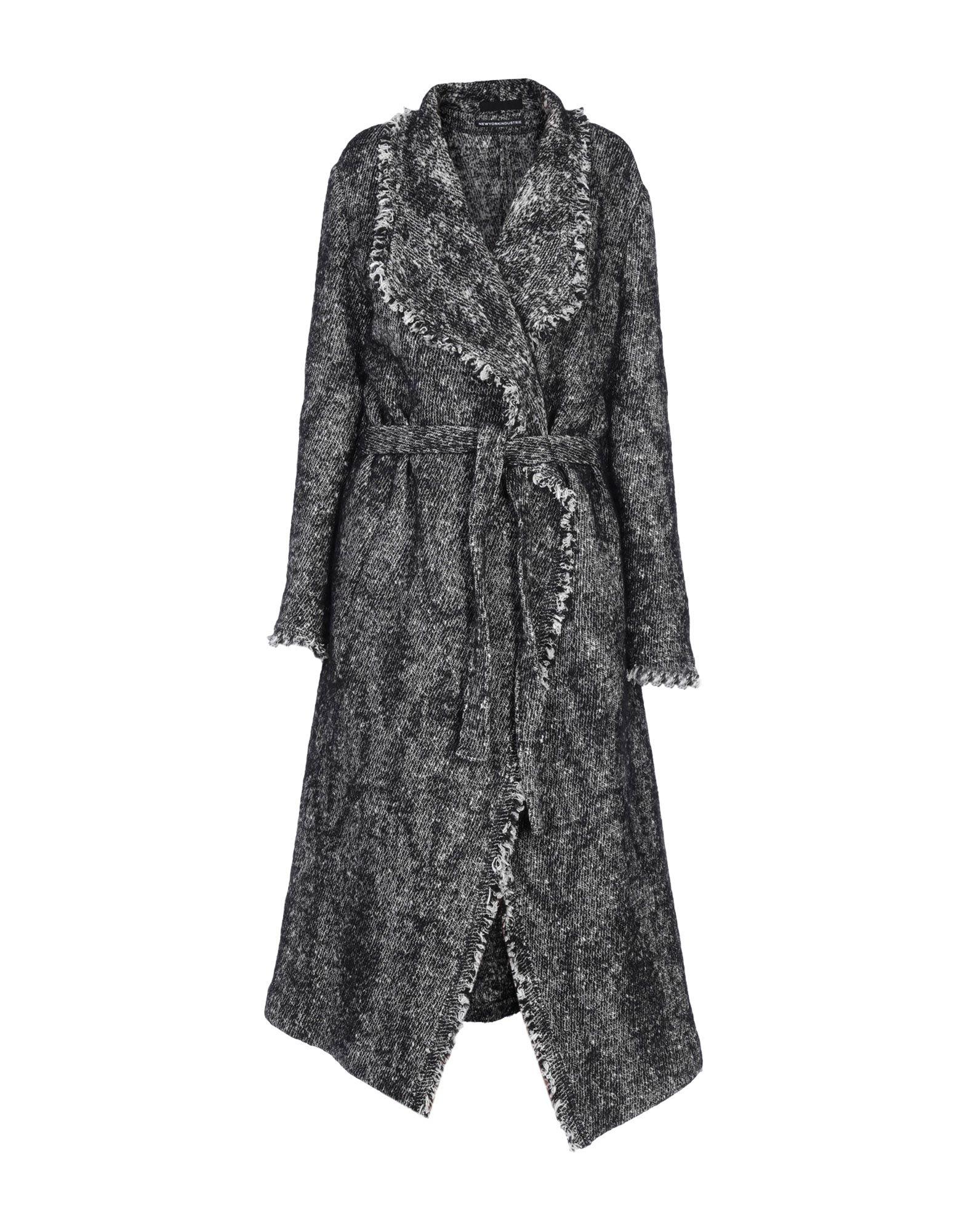 NEW YORK INDUSTRIE Пальто цена 2017