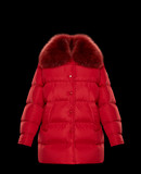 MONCLER MESANGE - Long outerwear - women
