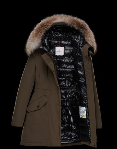 409db9416 Moncler MONTICOLE for Woman, Parka | Official Online Store