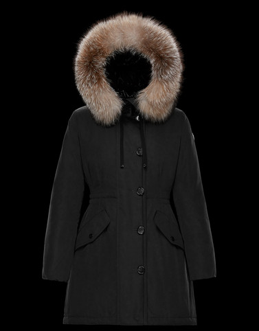 MONTICOLE Black View all Outerwear Woman
