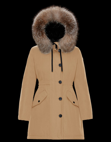 MONTICOLE Brown View all Outerwear