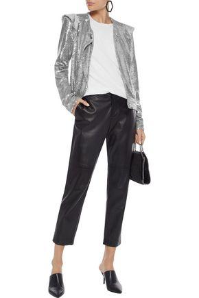 IRO Waklyn sequined woven jacket