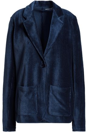 MAJESTIC FILATURES Cotton-blend corduroy blazer
