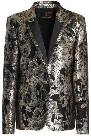 ROBERTO CAVALLI Brocade blazer