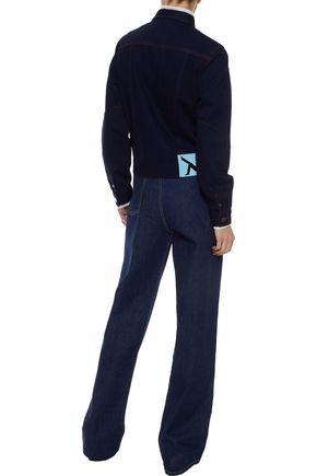 CALVIN KLEIN JEANS Brook Shields denim jacket