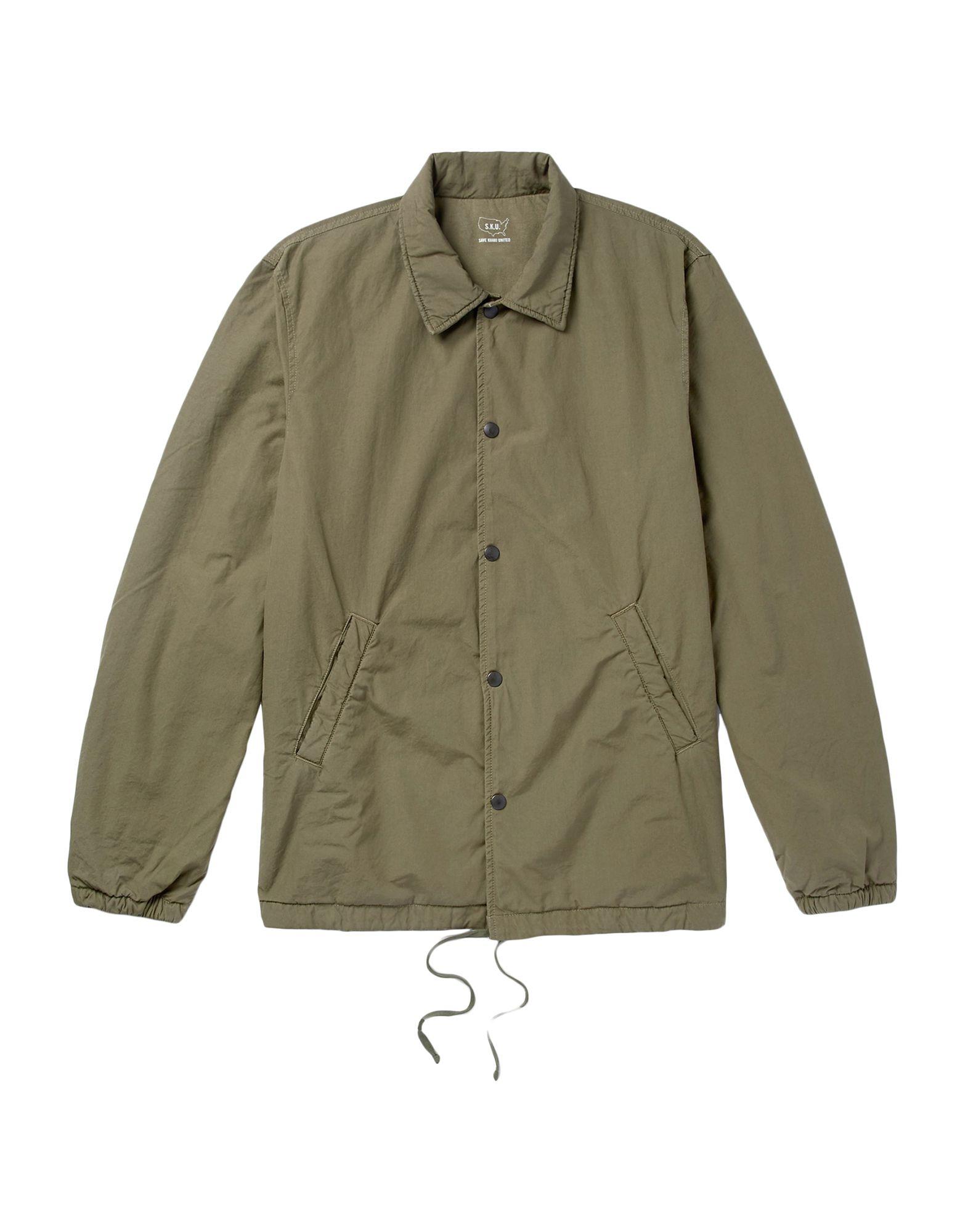 S.K.U. SAVE KHAKI UNITED Куртка fn01 multifunction canvas shoulder bag handbag backpack for women khaki