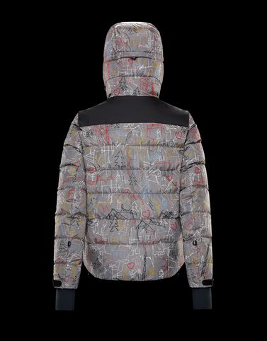 Moncler Grenoble Jackets and Down Jackets Man: CAMURAC