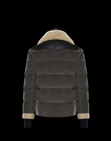Moncler Grenoble Jackets and Down Jackets Man: ROUBION