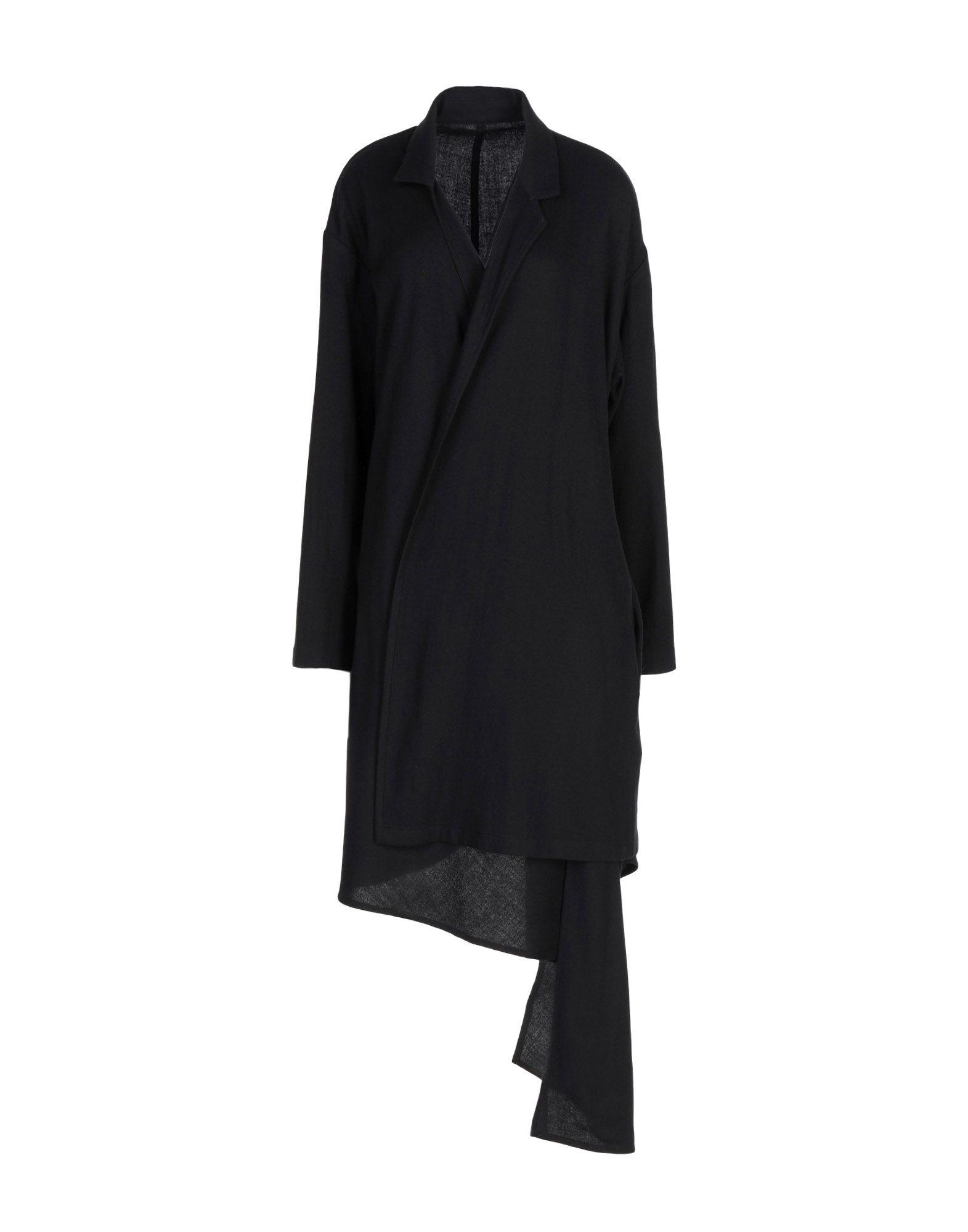 YOHJI YAMAMOTO Легкое пальто yohji senses 2013