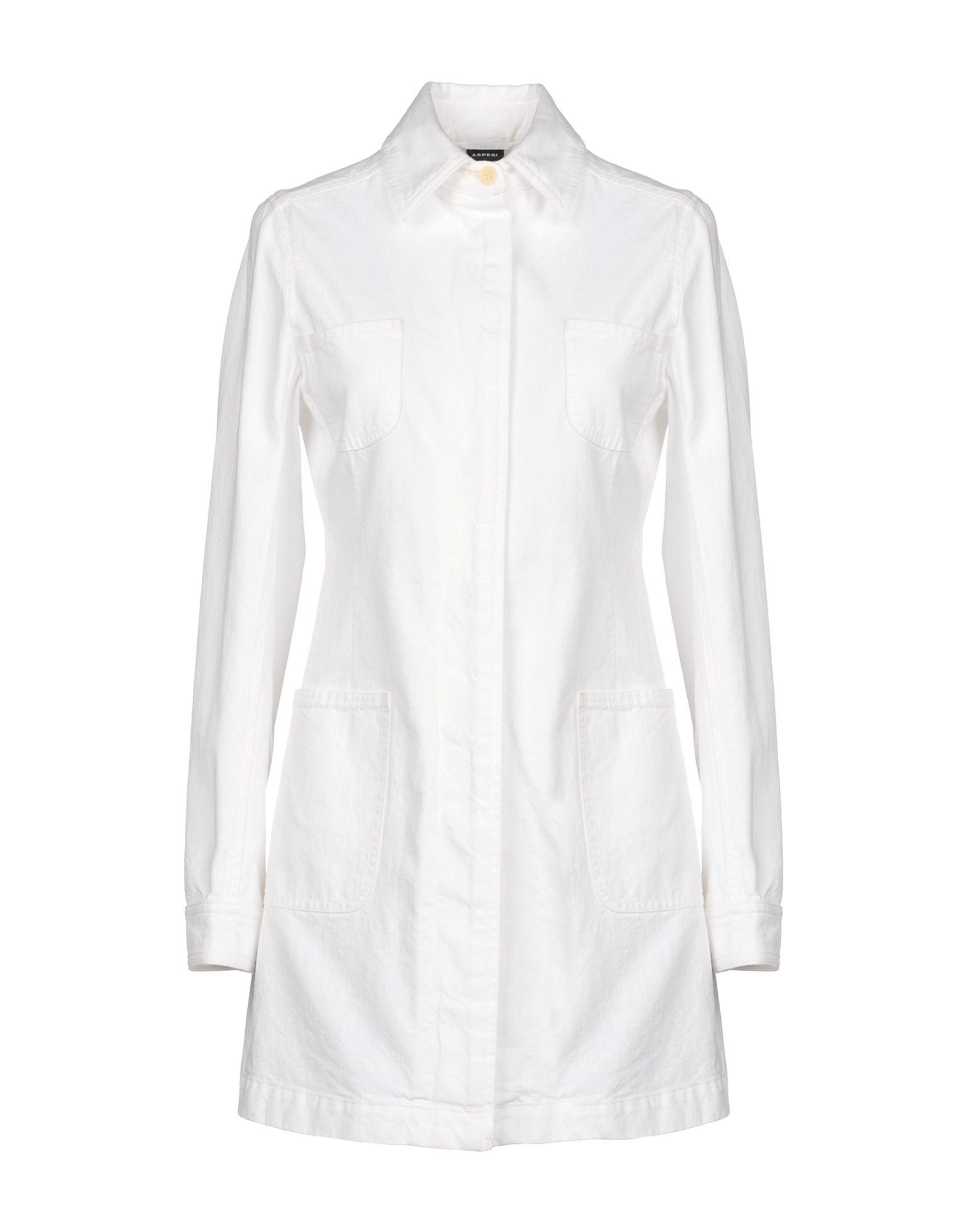ASPESI Джинсовая верхняя одежда