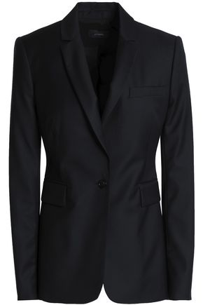 JOSEPH Wool-twill blazer