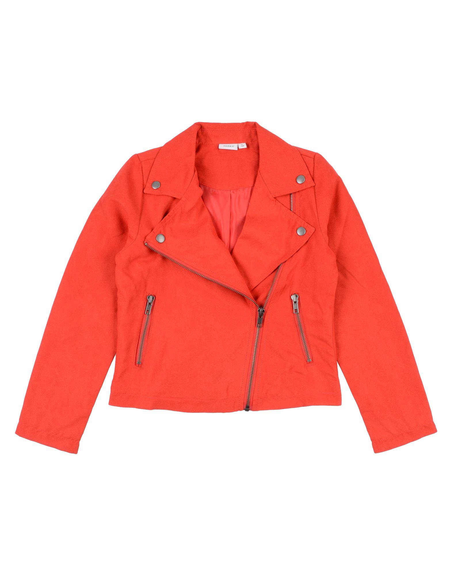 NAME IT® Mädchen 3-8 jahre Jacke6 rot