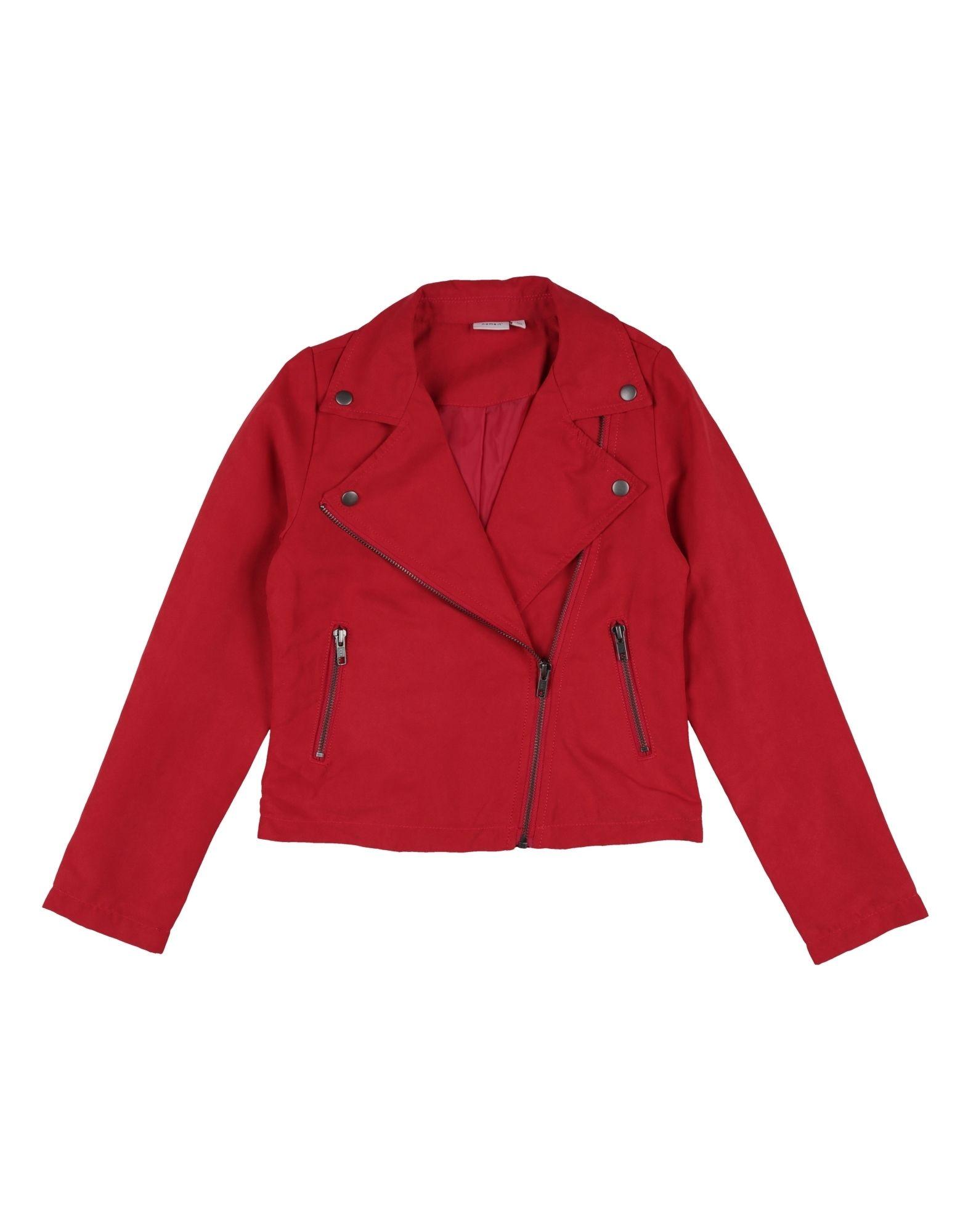 NAME IT® Mädchen 9-16 jahre Jacke6 rot