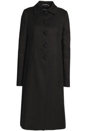 ROCHAS Silk-twill coat