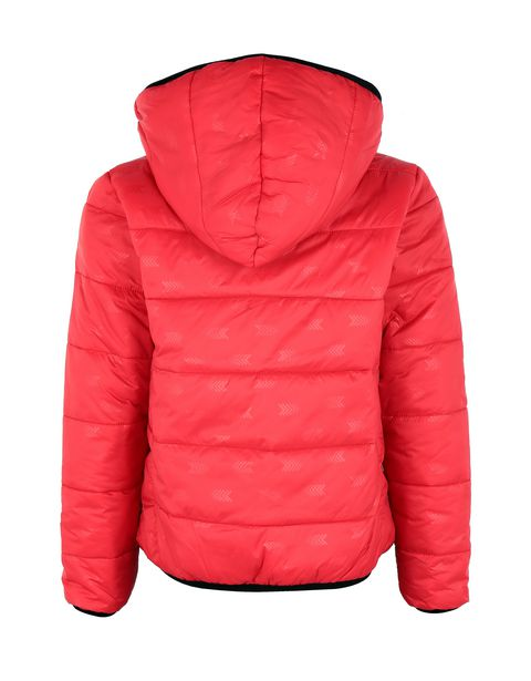 Children's padded nylon jacket