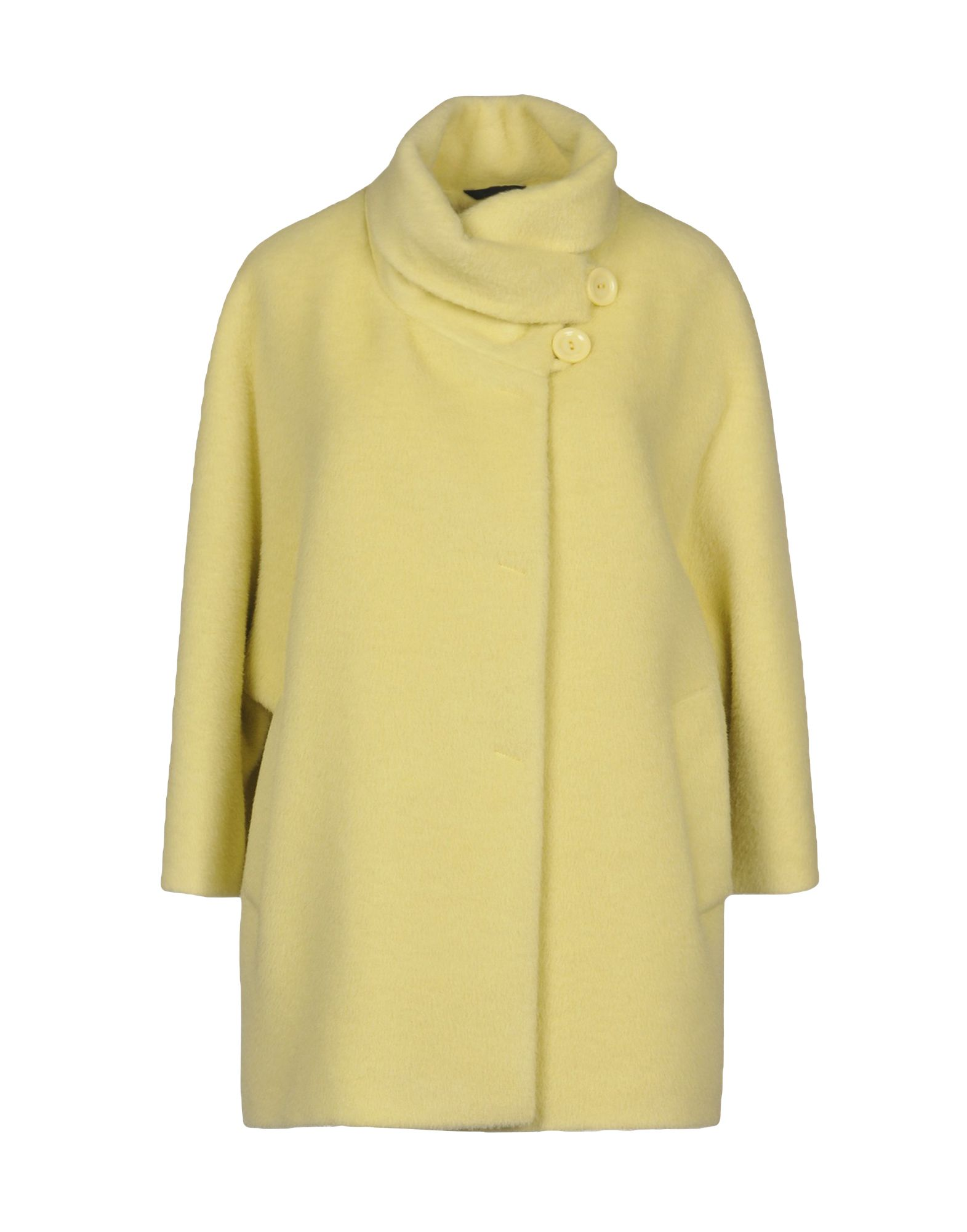 CINZIA ROCCA Coat in Light Green