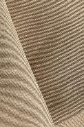 ROCHAS Cottoni-twilltrench coat