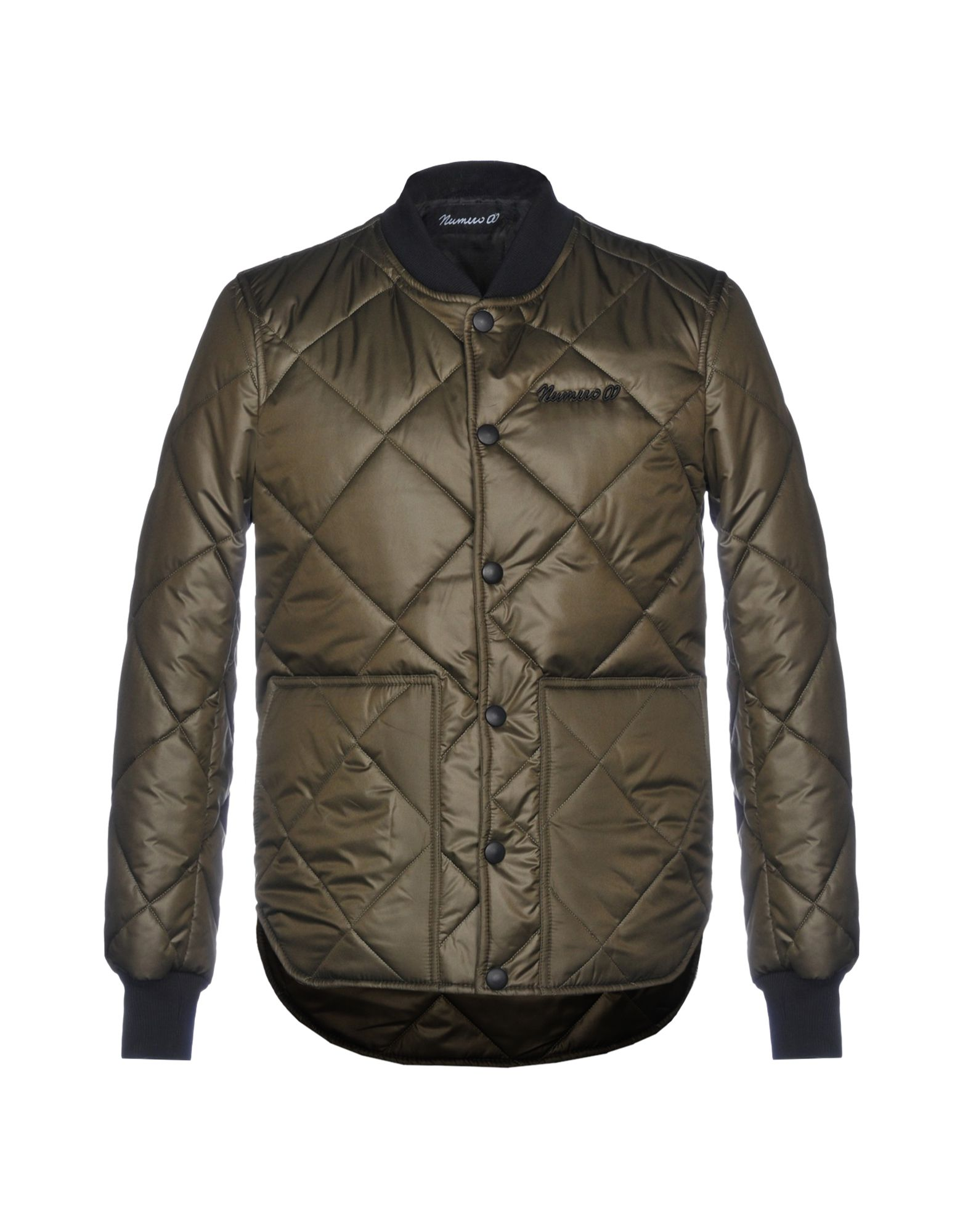 NUMERO00 Jacket in Military Green
